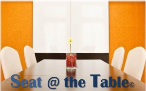 Seat @ the Table©